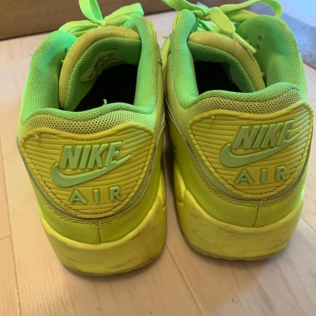 NIKE(ナイキ)のNIKE エアマックス蛍光 メンズの靴/シューズ(スニーカー)の商品写真