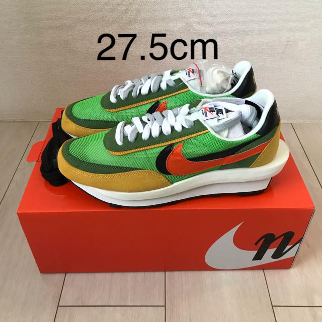 NIKE(ナイキ)のNIKE sacai ldワッフル 27.5cm メンズの靴/シューズ(スニーカー)の商品写真