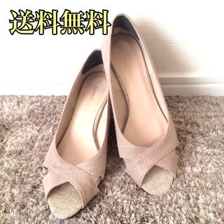 vanitybeauty - 【美品】vanity beauty バニティービューティー パンプス 22.5
