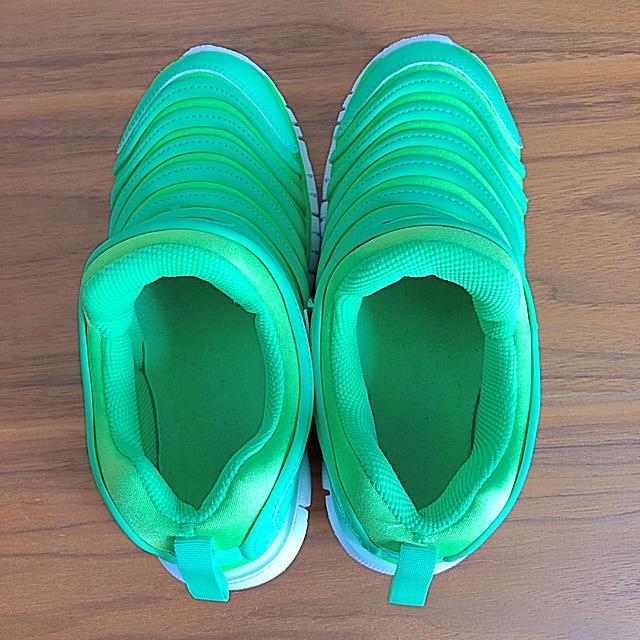 NIKE(ナイキ)の【美品‼︎】ナイキ ダイナモフリー 20センチ キッズ/ベビー/マタニティのキッズ靴/シューズ (15cm~)(スニーカー)の商品写真