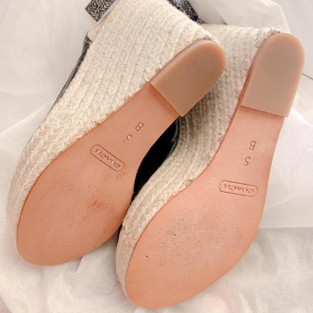 COACH(コーチ)のCOACH♡美品サンダル レディースの靴/シューズ(サンダル)の商品写真