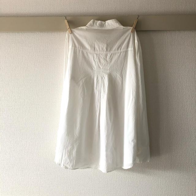 GU(ジーユー)のAラインシャツ♡Mサイズ レディースのトップス(シャツ/ブラウス(長袖/七分))の商品写真