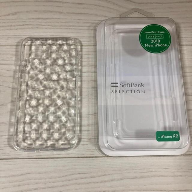 新品未使用 iPhone XR ケース ジュエル ソフト スマホケースの通販 by G's shop|ラクマ