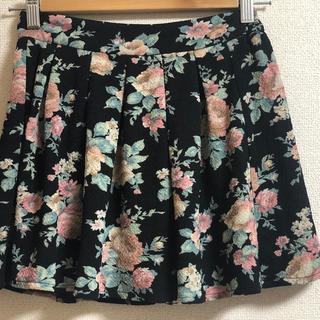 ByeBye - 花柄スカートパンツ