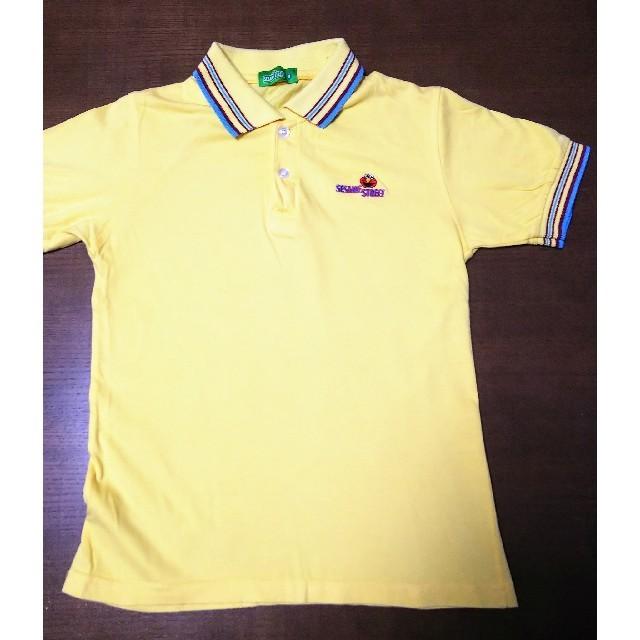 SESAME STREET(セサミストリート)のSESAME STREET 半袖 Tシャツ 120㎝ 130㎝ キッズ/ベビー/マタニティのキッズ服 男の子用(90cm~)(Tシャツ/カットソー)の商品写真