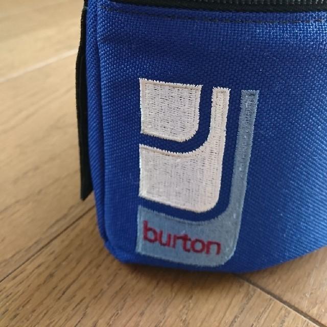 BURTON(バートン)のBURTON ゴーグルケース  スポーツ/アウトドアのスノーボード(アクセサリー)の商品写真