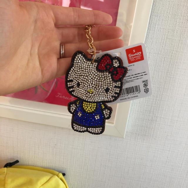 ハローキティ(ハローキティ)のkittyちゃん エンタメ/ホビーのおもちゃ/ぬいぐるみ(ぬいぐるみ)の商品写真