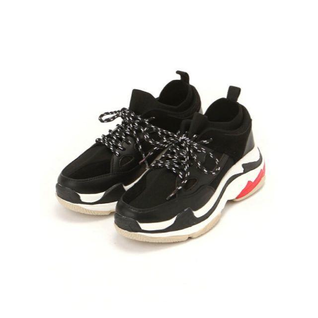 JEANASIS(ジーナシス)のダッドスニーカー ※ 後日写真及び価格は変更致します。 レディースの靴/シューズ(スニーカー)の商品写真