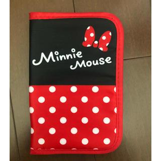 ディズニー(Disney)のミニーちゃん マルチケース(母子手帳ケース)
