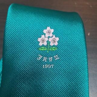 ラグビー JAPAN A 1997年 フィジー&オーストラリア遠征ネクタイ