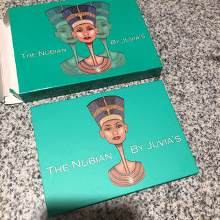 Sephora - the Nubian アイシャドウパレット