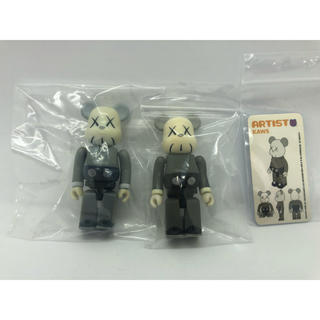MEDICOM TOY - セット BE@RBRICK 100%  KAWS Original Fake
