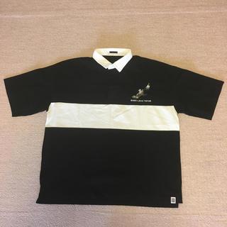 ジーユー(GU)のアイズラブトウキョウ × GU(ポロシャツ)
