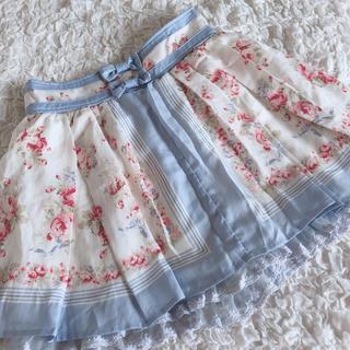 リズリサ(LIZ LISA)のLIZLISA ♡ スカート(ミニスカート)