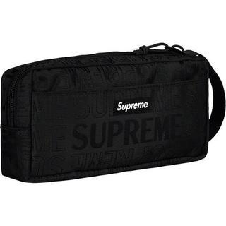 シュプリーム(Supreme)のSS19 Supreme Organizer Pouch Black(セカンドバッグ/クラッチバッグ)