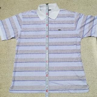 ラコステ(LACOSTE)の未使用!ワニのマーク半袖ポロシャツ!4号☆(ポロシャツ)