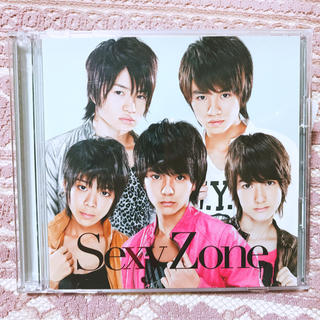 セクシー ゾーン(Sexy Zone)のSexy Zone 初回限定盤(ポップス/ロック(邦楽))