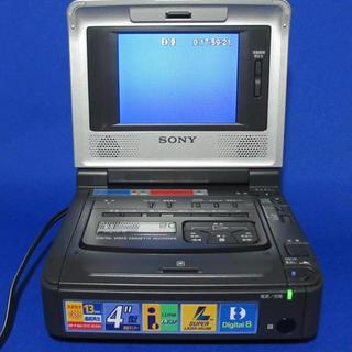 ソニー(SONY)のGV-D800 希少 Digital8ビデオデッキ 極上品(その他)