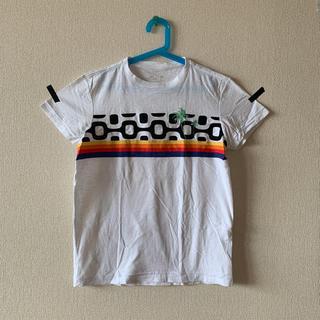 アッシュペーフランス(H.P.FRANCE)の新品・未使用品 OSKLEN メンズ Tシャツ Sサイズ(Tシャツ/カットソー(半袖/袖なし))