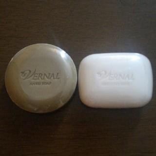 ヴァーナル(VERNAL)のヴァーナル アンクソープ センシティブザイフ 石けん 石鹸(洗顔料)