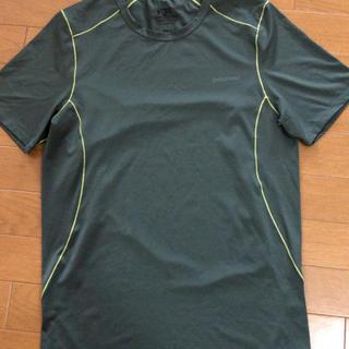 パタゴニア(patagonia)のパタゴニア★メンズ トレーニングシャツ(S)(ウェア)