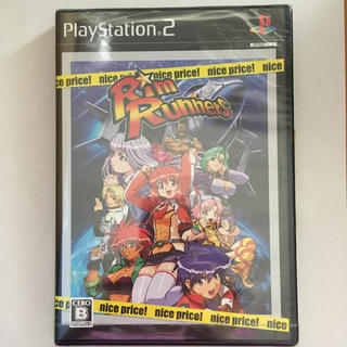 PlayStation2 - 新品 PS2 リムランナーズ