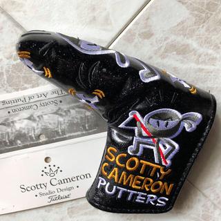 スコッティキャメロン(Scotty Cameron)のパターヘッドカバー  SCOTTY CAMERON WASABI 【新品未使用】(その他)