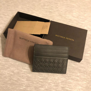 ボッテガヴェネタ(Bottega Veneta)の大幅値下げ 新品 ボッテガヴェネタ BOTTEGA VENETA カードケース(長財布)