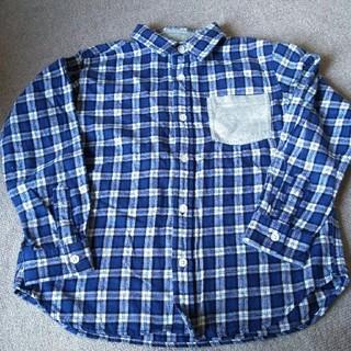 ジーユー(GU)のシャツ130cm(Tシャツ/カットソー)