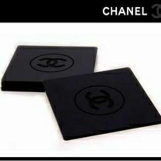 シャネル(CHANEL)のCHANEL★゛コースター2枚(テーブル用品)