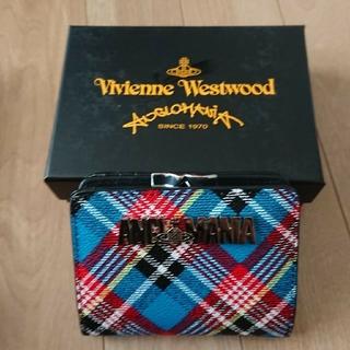 ヴィヴィアンウエストウッド(Vivienne Westwood)のクリスマス値引きヴィヴィアン新品短財布箱あり(財布)