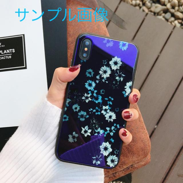 アイフォンXR iPhoneXRケース☆小さな花柄☆送料無料の通販 by ロゴ's shop|ラクマ
