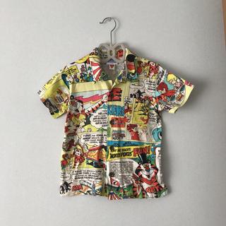 ブーフーウー(BOOFOOWOO)のブーフーウー   120  シャツ(Tシャツ/カットソー)