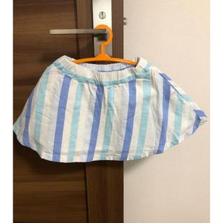 サニーランドスケープ(SunnyLandscape)のスカート 80サイズ(スカート)