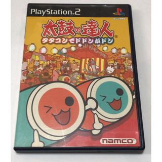 BANDAI NAMCO Entertainment - プレイステーション2用 太鼓の達人 タタコンでドドンがドン