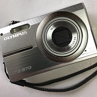 オリンパス(OLYMPUS)のOLYMPUS  FE 370 8メガピクセル(コンパクトデジタルカメラ)
