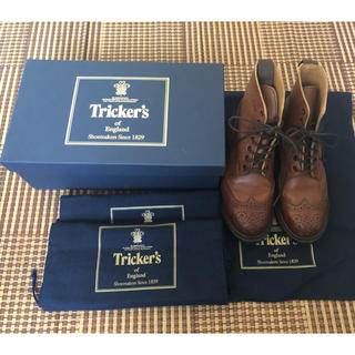トリッカーズ(Trickers)のお値下げ中 Tricker's ブーツ トリッカーズ  カントリー チャーチ(ブーツ)