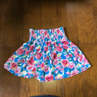 ジーユー(GU)のキュロット♡スカート  150 GU(スカート)