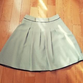 クリアインプレッション(CLEAR IMPRESSION)のクリアインプレッション 膝丈スカート(ひざ丈スカート)