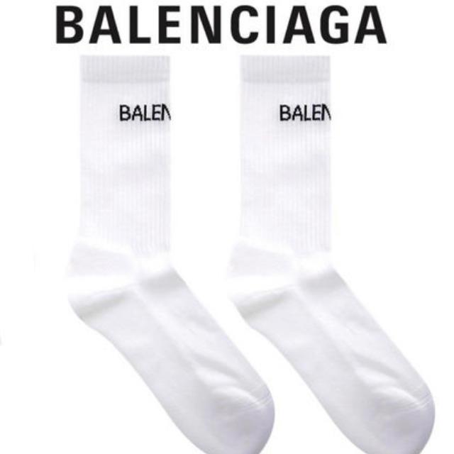 Balenciaga(バレンシアガ)のバレンシアガ♡ソックス レディースのレッグウェア(ソックス)の商品写真