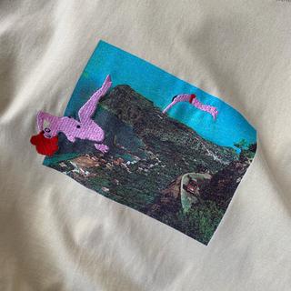 ジーヴィジーヴィ(G.V.G.V.)の最終値下げ カルネボレンテ Tシャツ carne bollente 新品未着用(Tシャツ(半袖/袖なし))