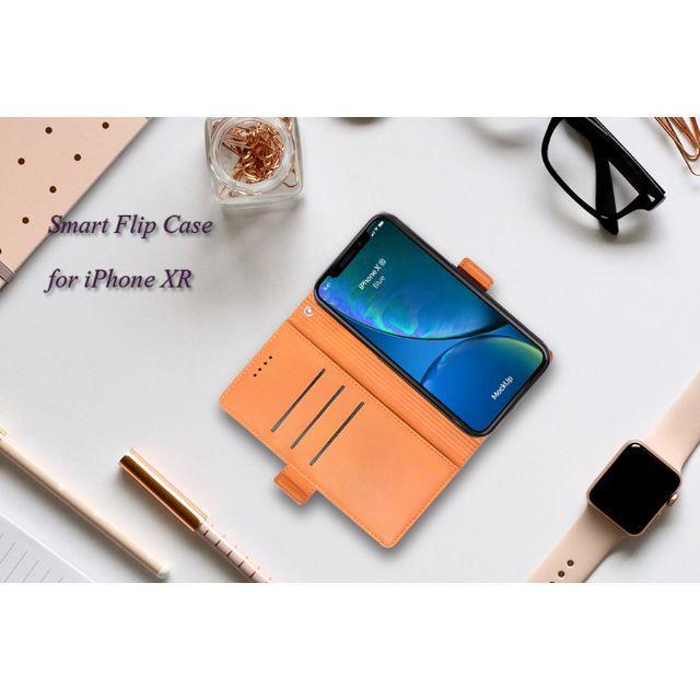 ♥新品 未使用♥ 高級PUレザーiPhone XR ケース 手帳型の通販 by Manami's shop|ラクマ