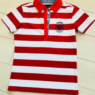 キャロウェイゴルフ(Callaway Golf)のキャロウェイボーダーポロシャツ(ポロシャツ)