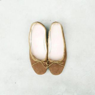 トゥデイフル(TODAYFUL)のTODAYFUL Round Ballet Shoes フラットシューズ 37(バレエシューズ)