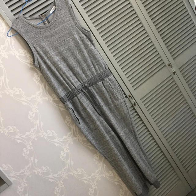 しまむら(シマムラ)のしまむら スウェットオールインワン レディースのパンツ(オールインワン)の商品写真