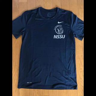 ナイキ(NIKE)のラスト‼️日体大限定Tシャツ 日本体育大学 NSSU ジム インナー トレ(陸上競技)