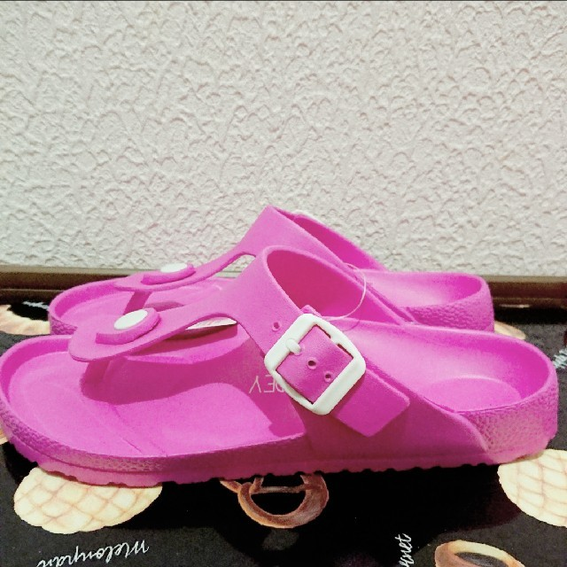 しまむら(シマムラ)の新品 しまむら サンダル♥️Lサイズ アベイル ユニクロ レディースの靴/シューズ(サンダル)の商品写真