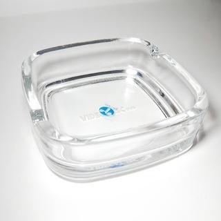 トウヨウササキガラス(東洋佐々木ガラス)の東洋ガラス スクエアー灰皿(灰皿)