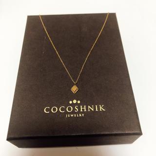 ココシュニック(COCOSHNIK)のネックレス(ネックレス)