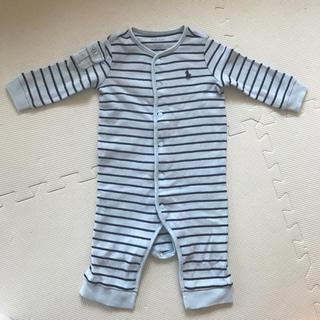 ラルフローレン(Ralph Lauren)のラルフローレン ベビー服(カバーオール)